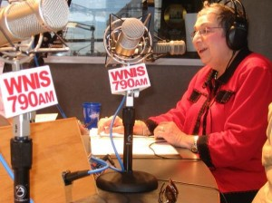 Virginia Beach Mayor Meyera Oberndorf On the Air!
