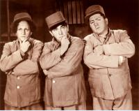Larry, Moe and Curly - The Three Stooges